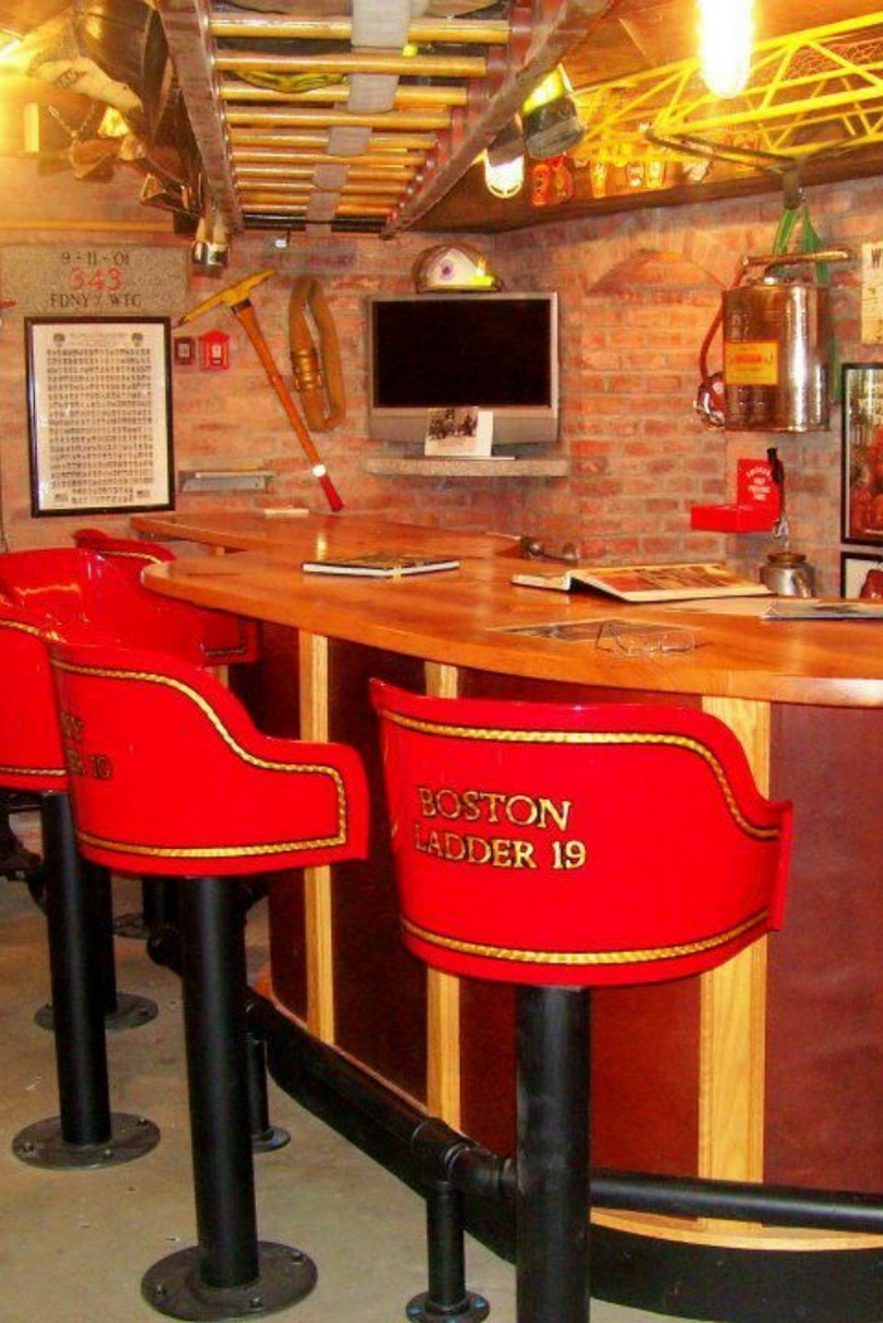 60 Man Cave Bar Ideas To Slake Your Thirst 30