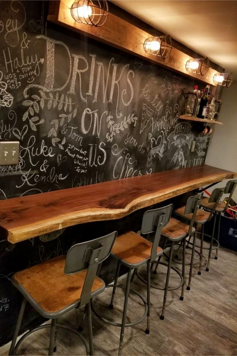 60 Man Cave Bar Ideas To Slake Your Thirst 35