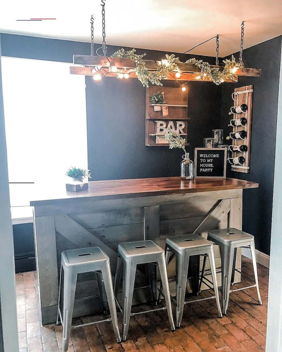 60 Man Cave Bar Ideas To Slake Your Thirst 5
