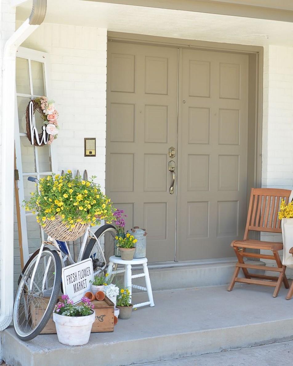 61 Farmhouse Style Steel Sheds Home Decor 33