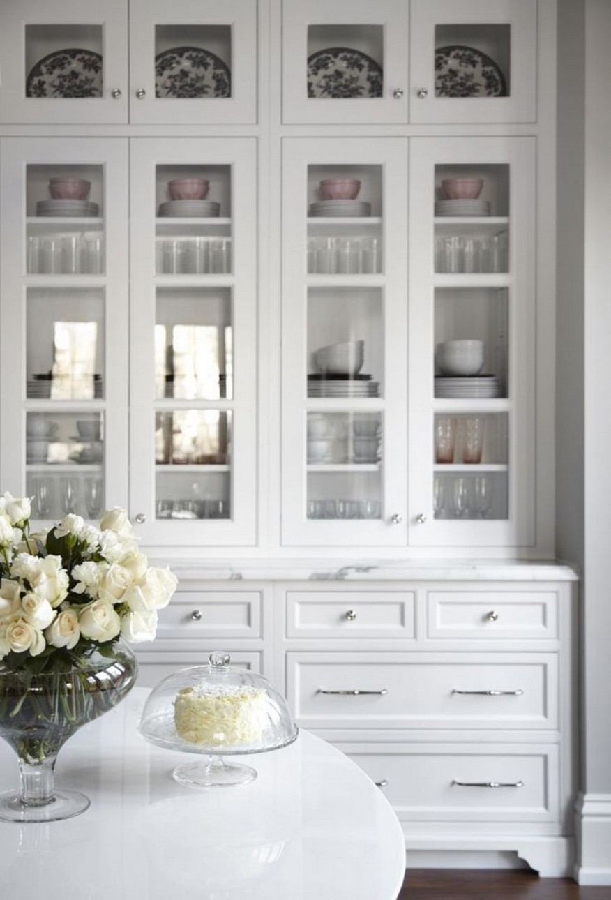 71 Painted Kitchen Cabinets Ideas For Home Decor 55