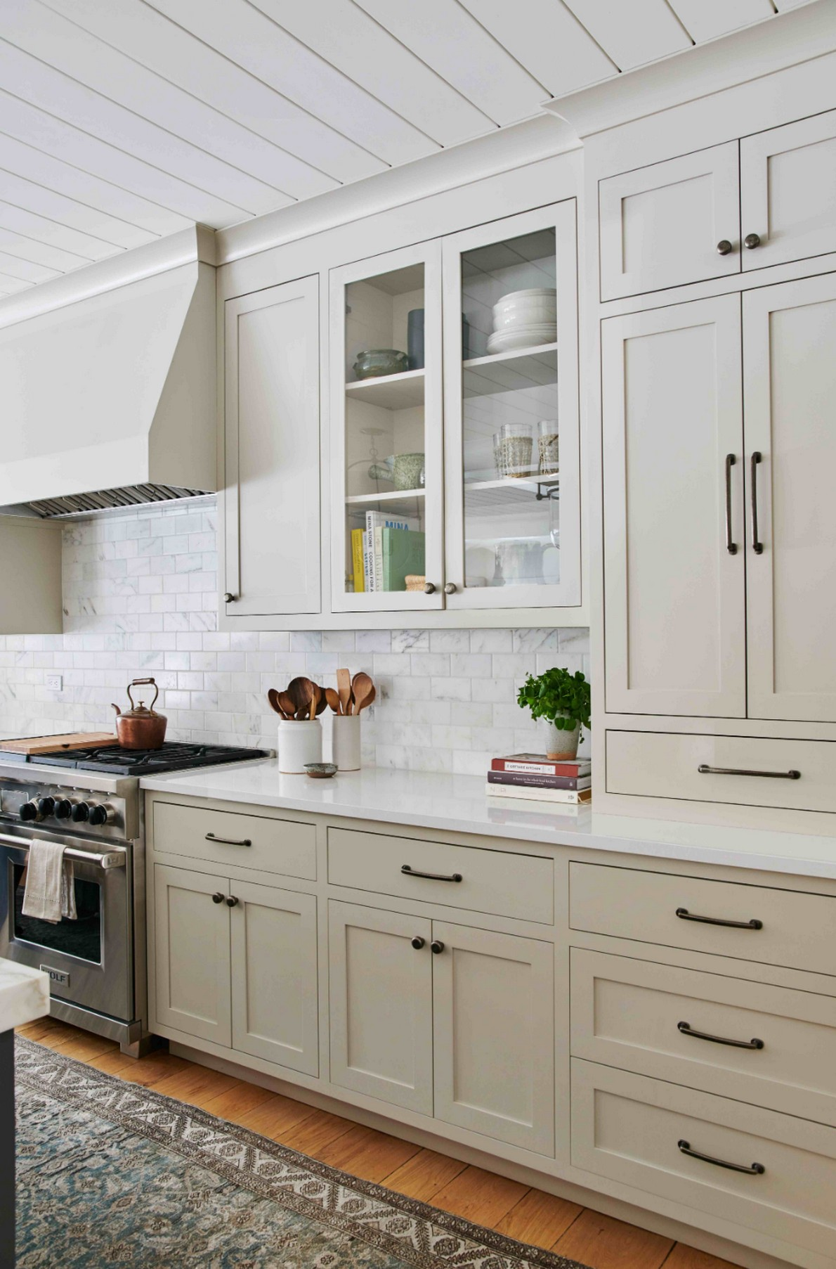 71 Painted Kitchen Cabinets Ideas For Home Decor 71