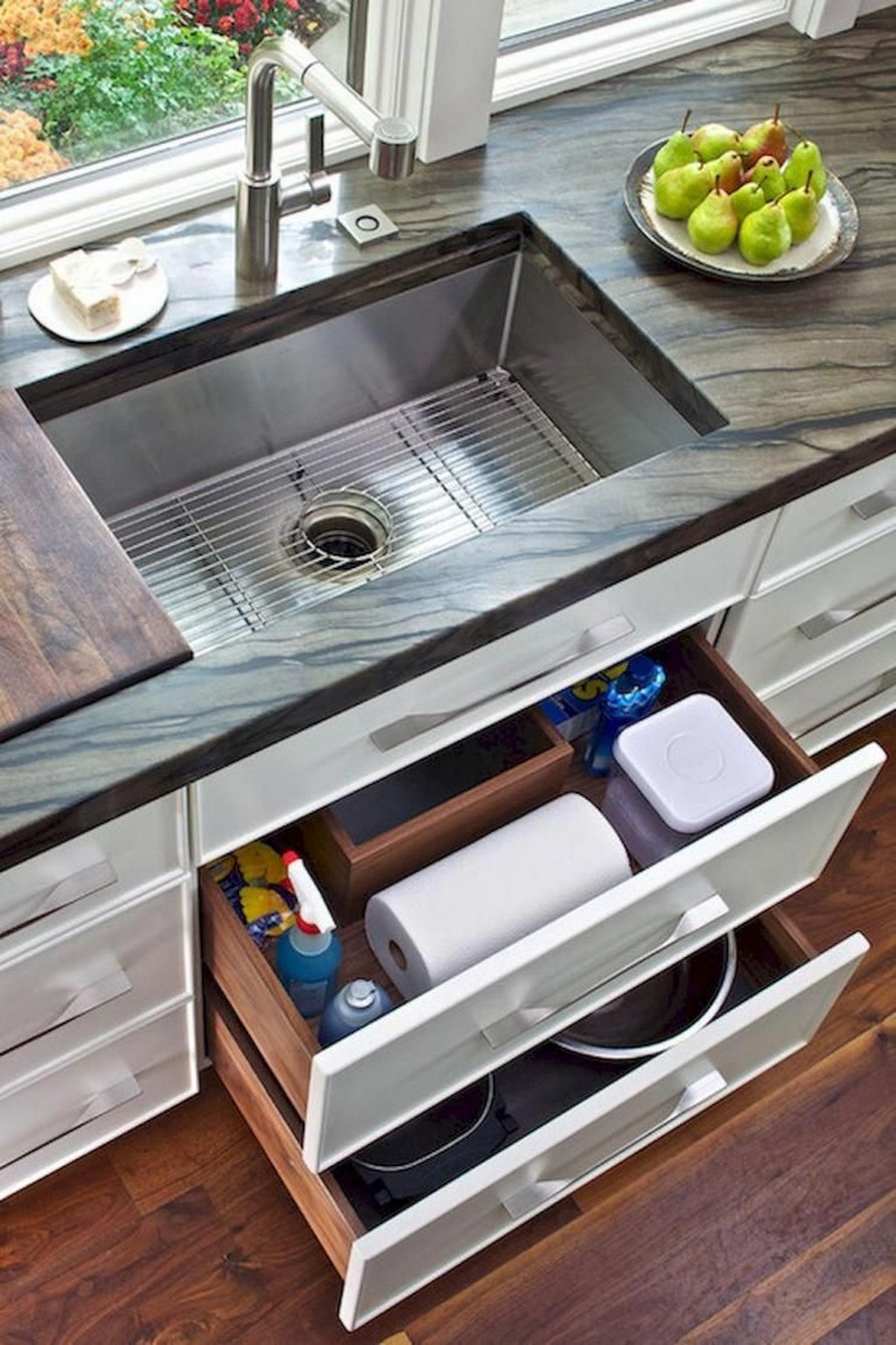 74 Things A Farmhouse Kitchen Sink Can Do For You Home Decor 61