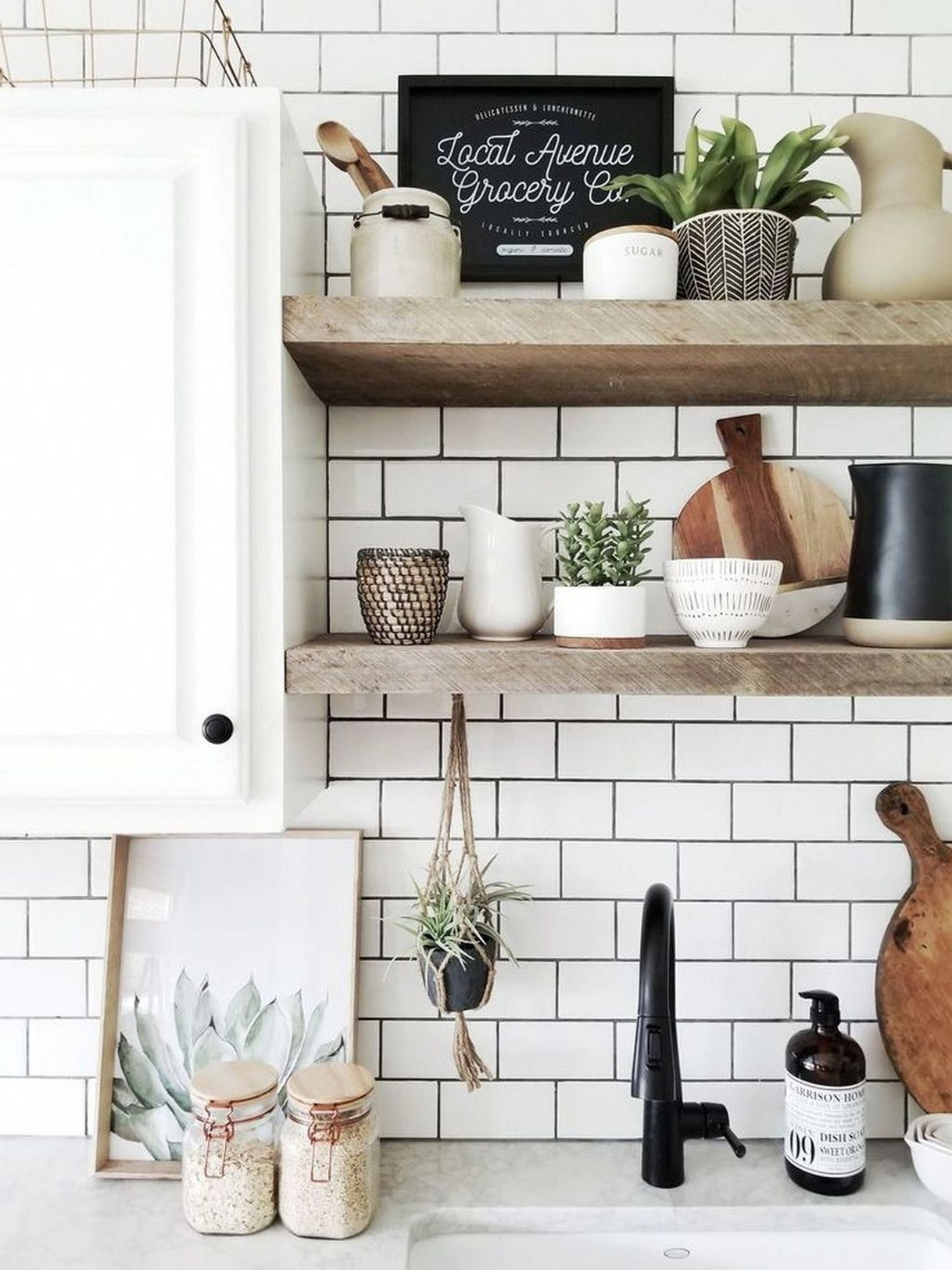 74 Things A Farmhouse Kitchen Sink Can Do For You Home Decor 64