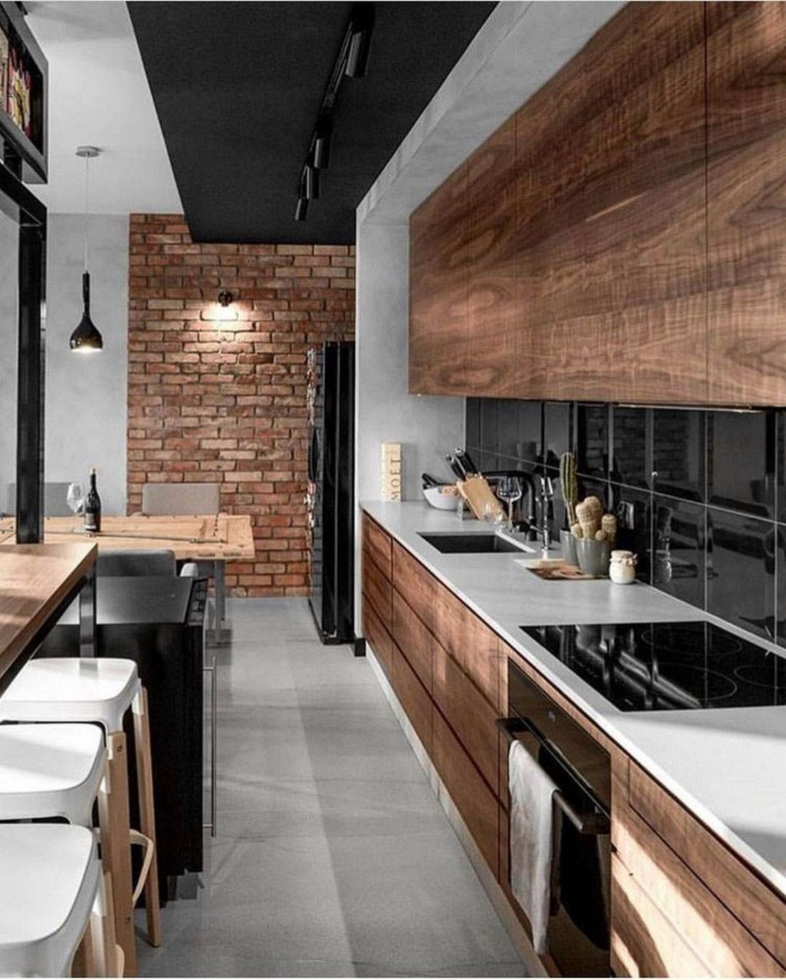 86 Modern Kitchen Ideas For Modern Kitchens Home Decor 63