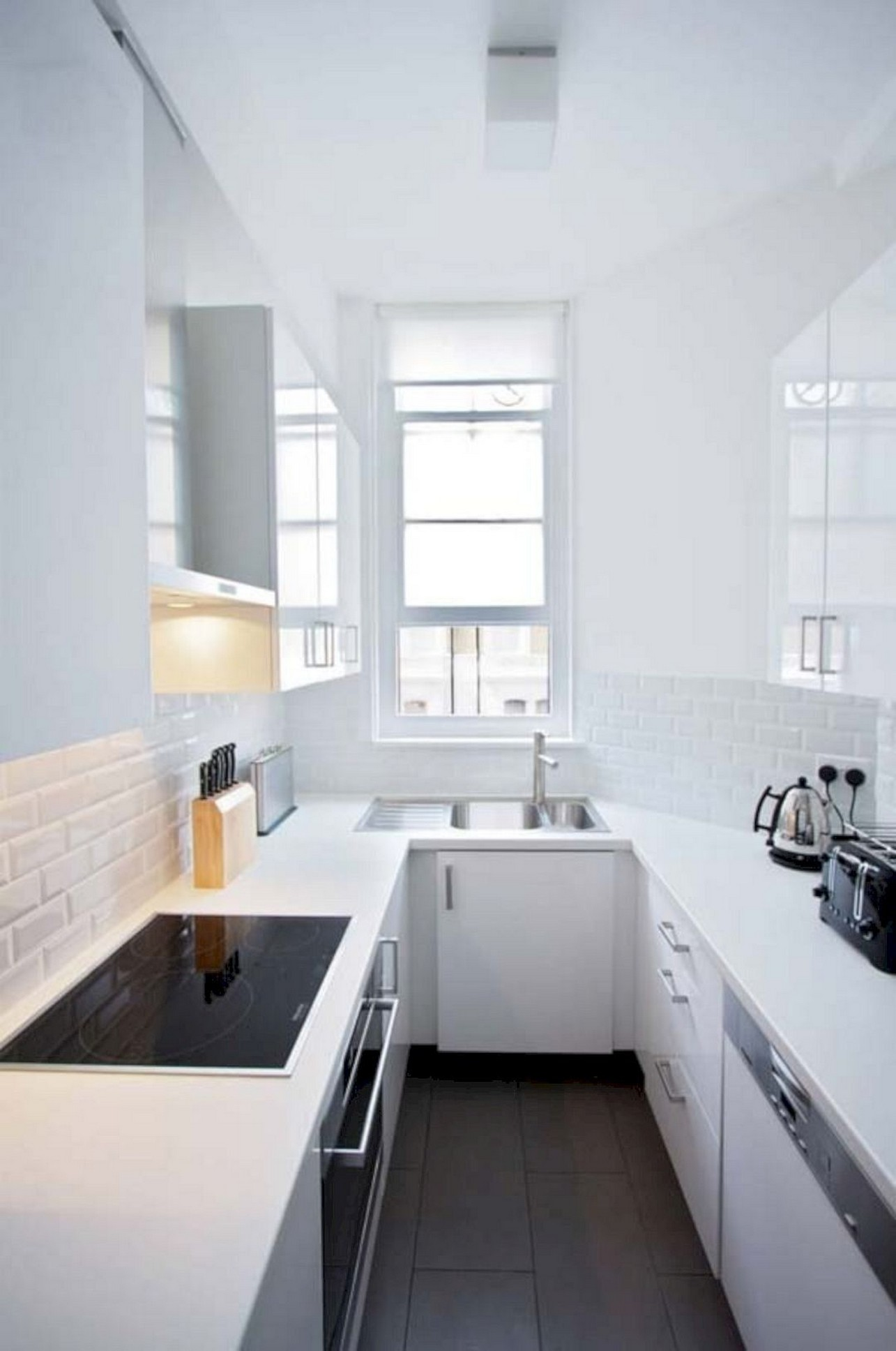 86 Some Small Kitchen Ideas To Help You Do Up Your Kitchen 3