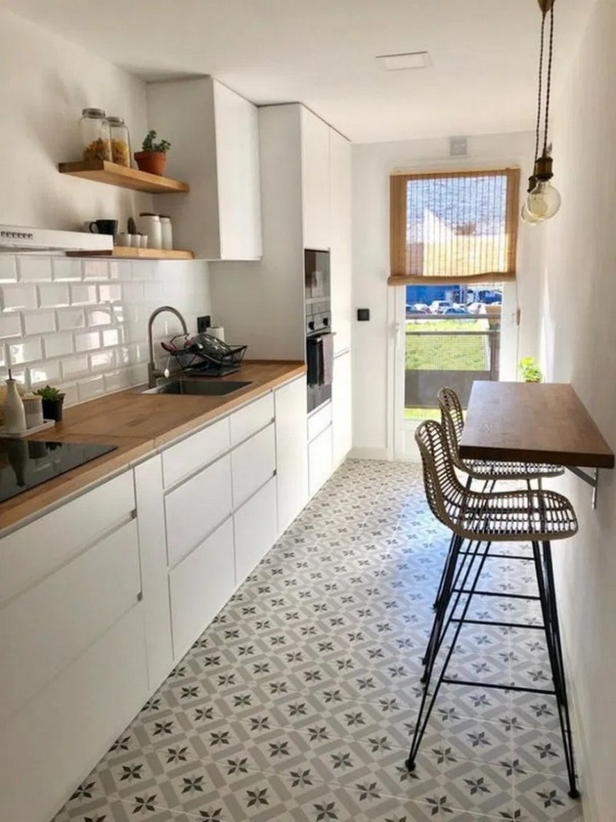 86 Some Small Kitchen Ideas To Help You Do Up Your Kitchen 38