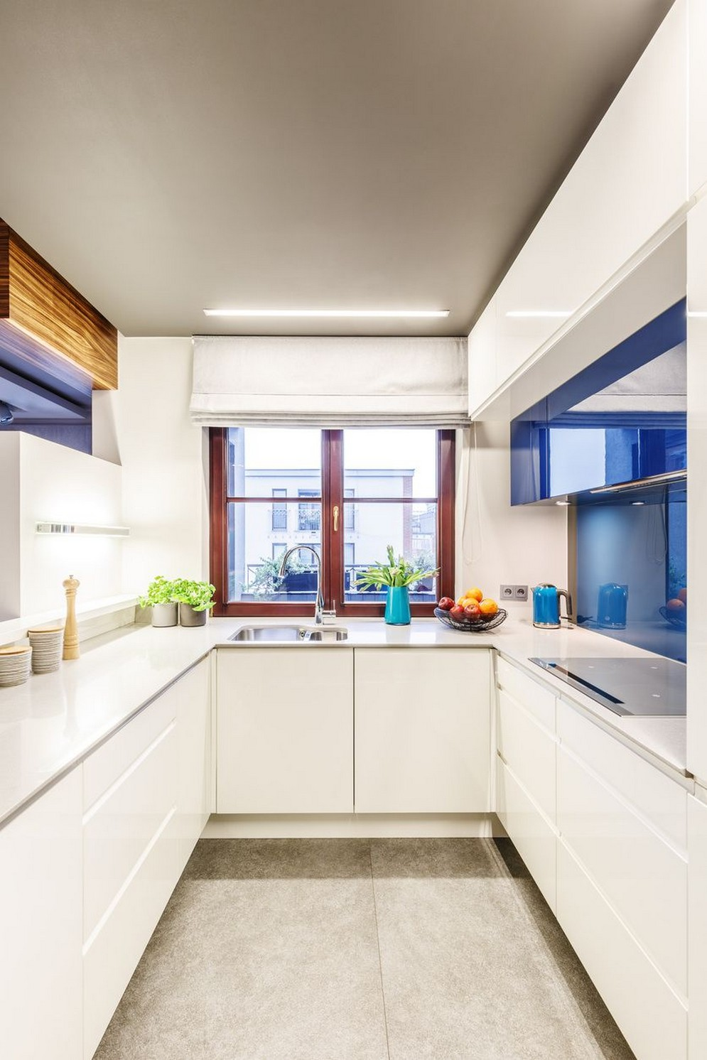86 Some Small Kitchen Ideas To Help You Do Up Your Kitchen 41