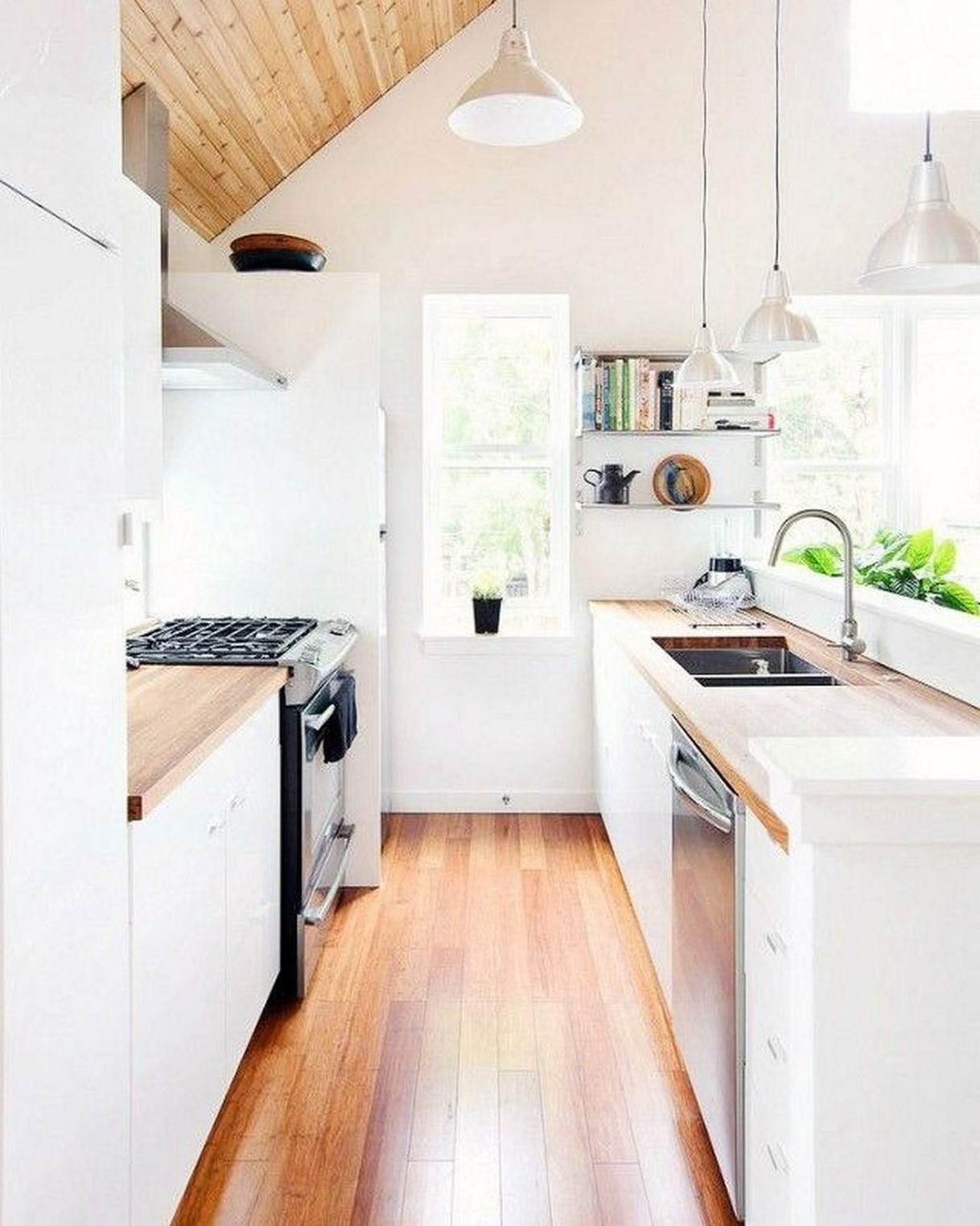 86 Some Small Kitchen Ideas To Help You Do Up Your Kitchen 42