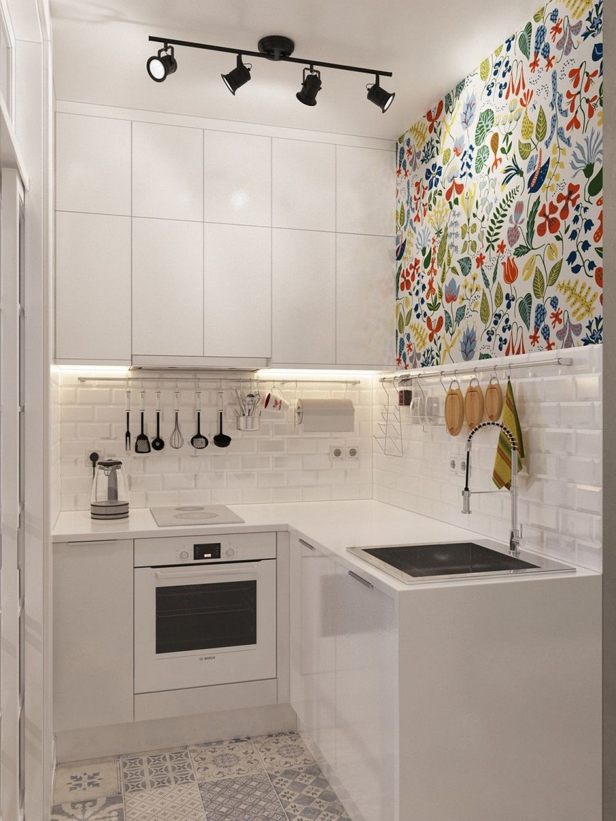 86 Some Small Kitchen Ideas To Help You Do Up Your Kitchen 43