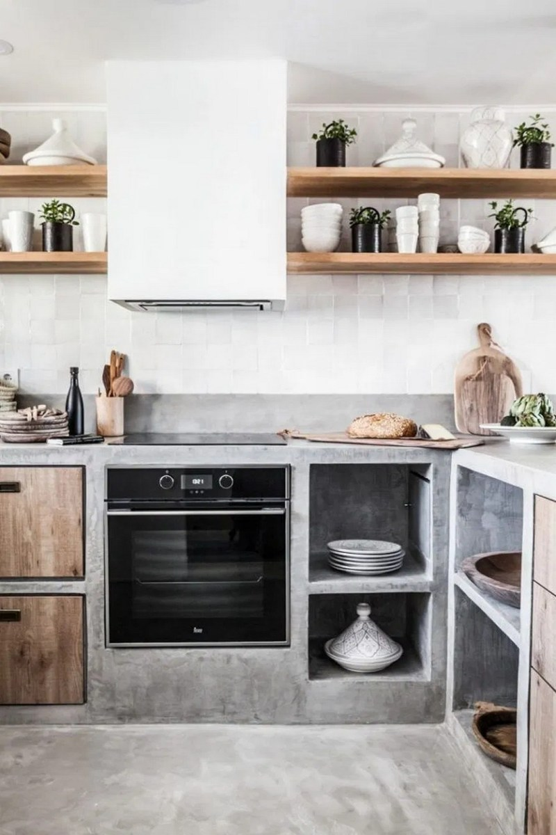 86 Some Small Kitchen Ideas To Help You Do Up Your Kitchen 50