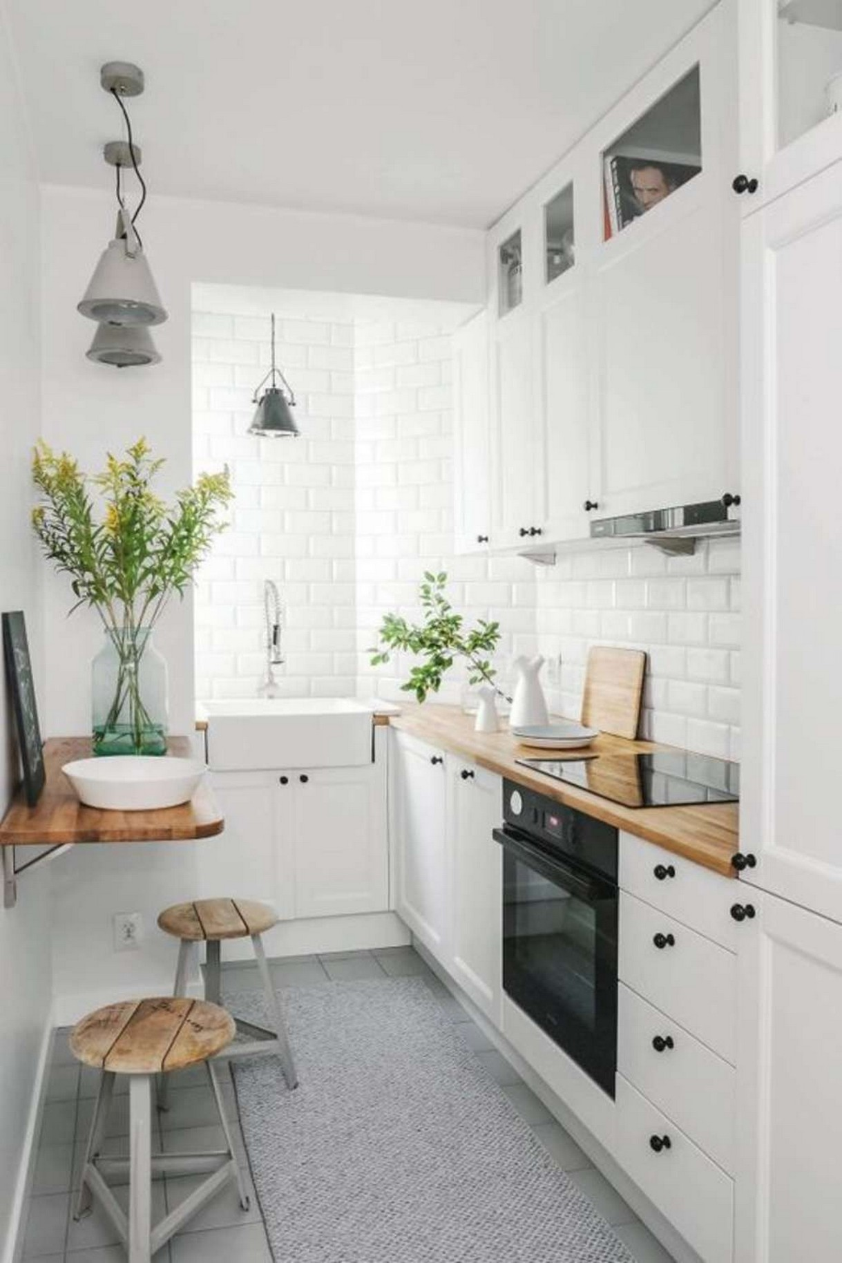 86 Some Small Kitchen Ideas To Help You Do Up Your Kitchen 51