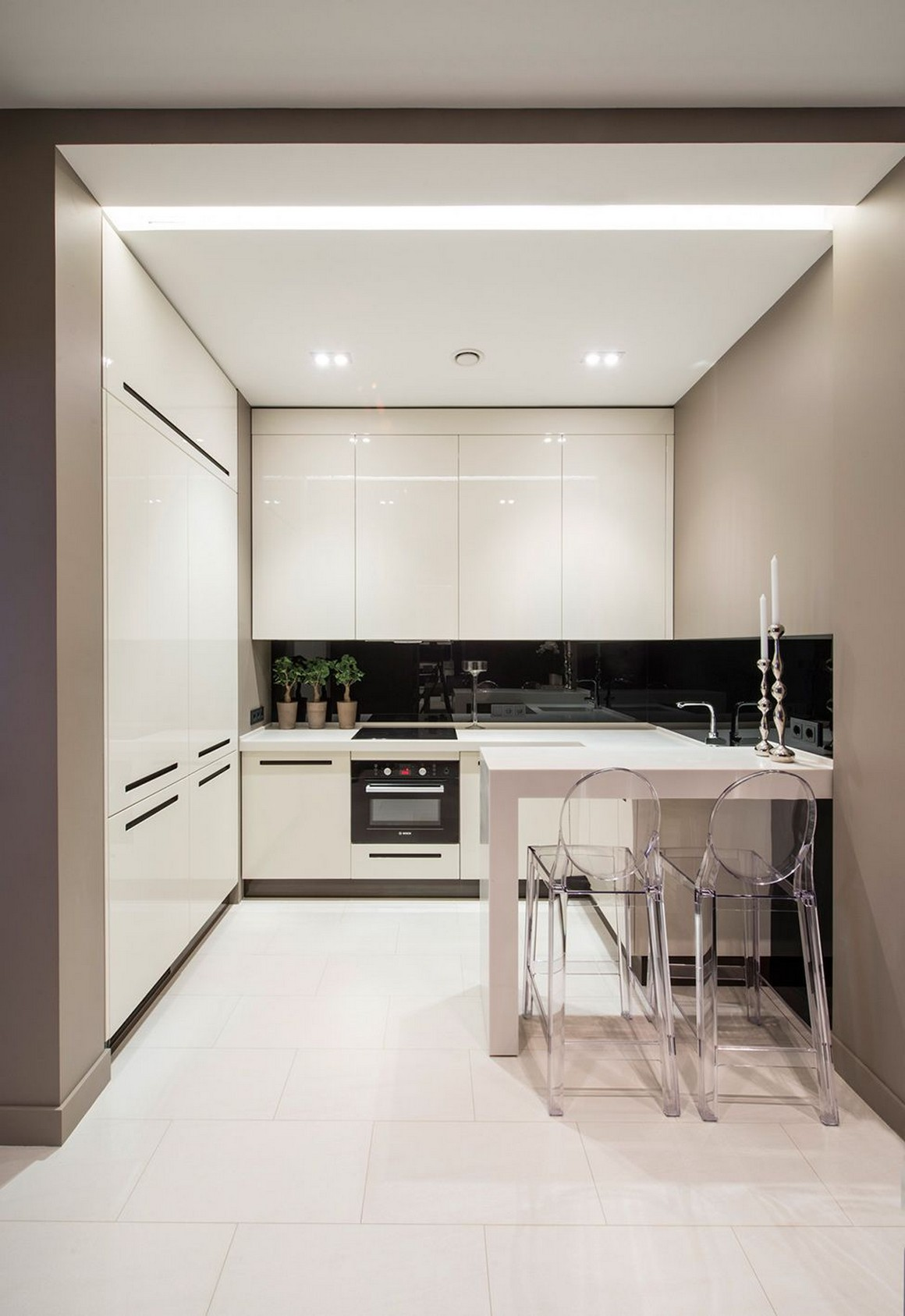 86 Some Small Kitchen Ideas To Help You Do Up Your Kitchen 57