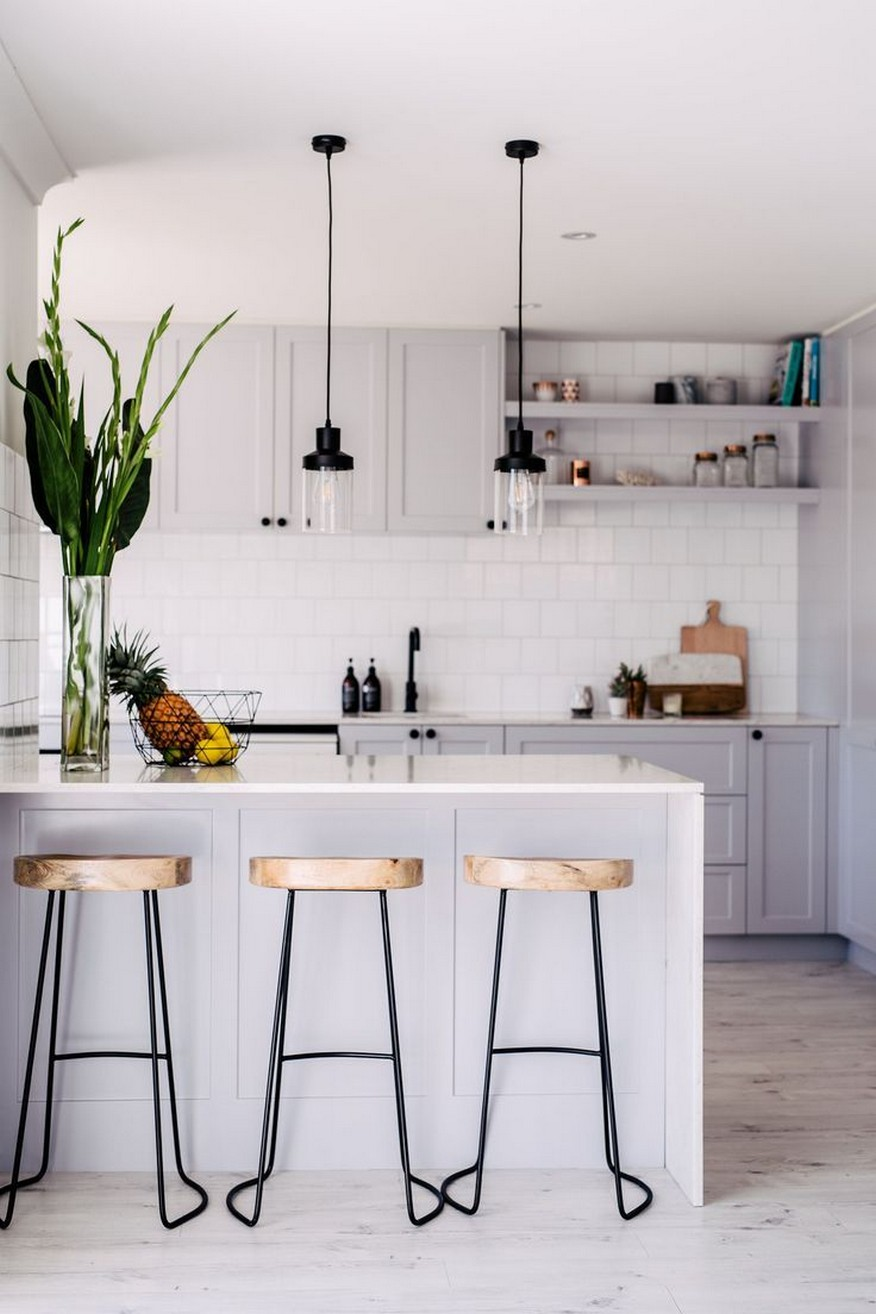 86 Some Small Kitchen Ideas To Help You Do Up Your Kitchen 8