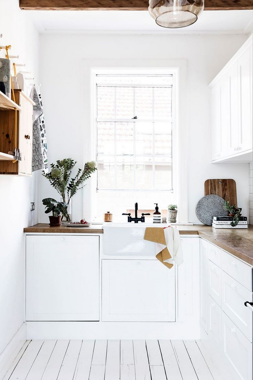86 Some Small Kitchen Ideas To Help You Do Up Your Kitchen 82