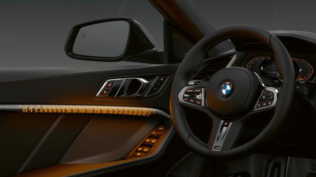 2022 BMW 2 Series Coupe Interior