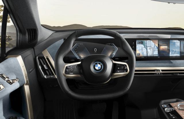 2022 BMW 3 Series LCI Interior