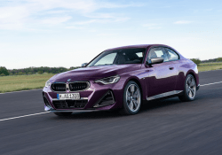 2022 Bmw 2 Series Coupe G42 Redesign