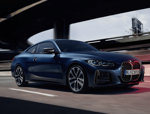 2022 BMW 4 Series Convertible Review
