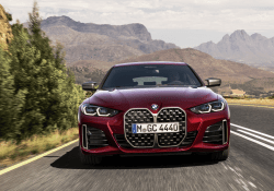 2022 Bmw 4 Series Coupe Review