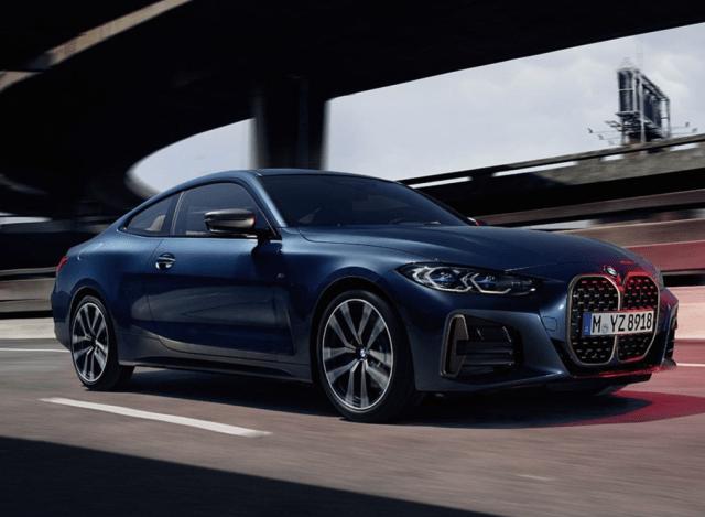 New BMW 4 Series 2022 Specs