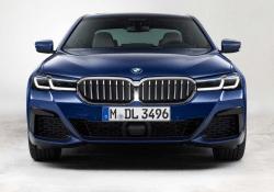 BMW 5 Series 2022 Facelift Models