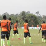 Dreams FC hold scouting session