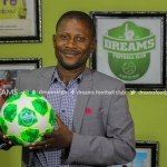 PHOTOS: Dormon appointed DFC manager