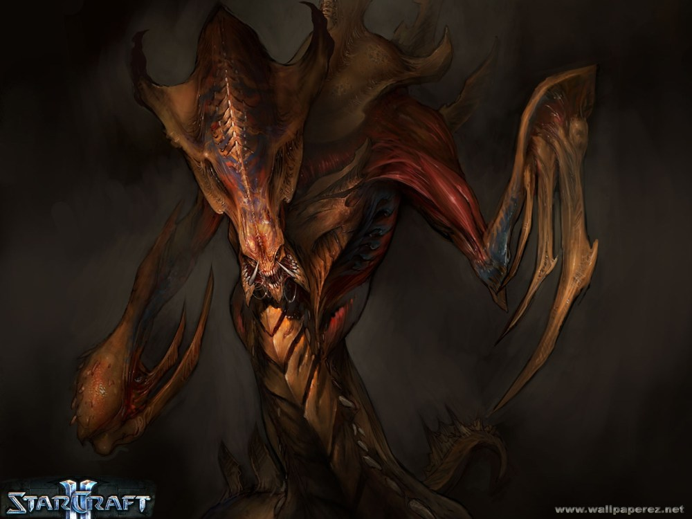 Starcraft 2 Beta Strategies!! Zerg: The Swarm!!!