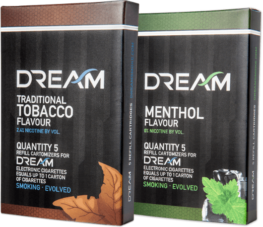 menthol and tobacco together at last