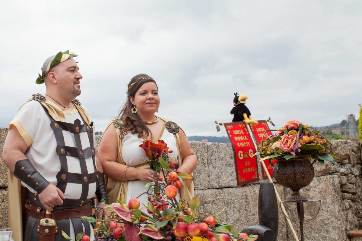 Boda temática Vikinga por Dreams of Princesses