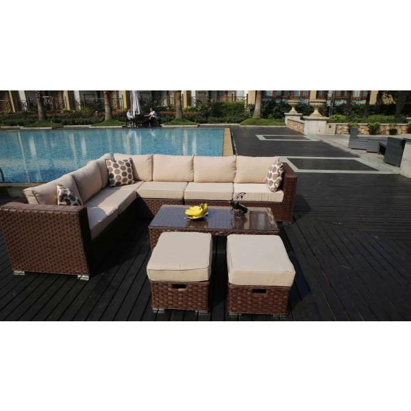 Sofa Set Round Shape