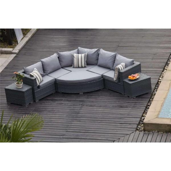 Yakoe Rattan Furniture Sofa Set Dreams Outdoors