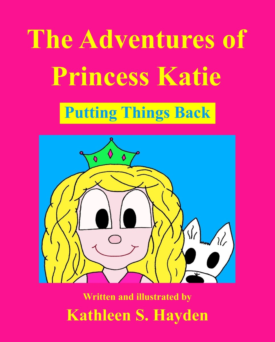 The Adventures Of Princess Katie - Putting Things Back