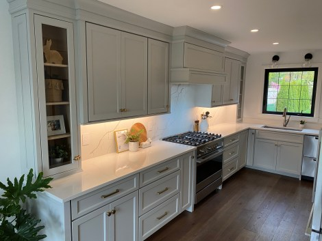 Maximize Storage In The Kitchen by Wingers Cabinets
