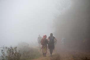 Hazy Hike