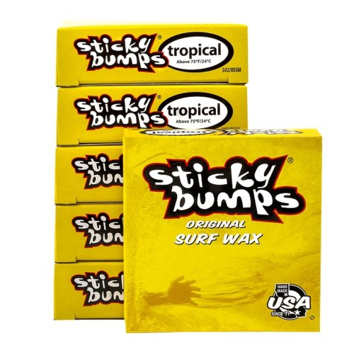 STICKY BUMPS WAX Tropical 24°C-hoger