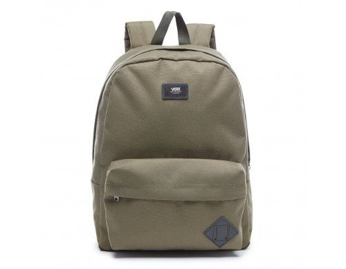 Vans Backpack Old Skool II Grape Leaf - Groen