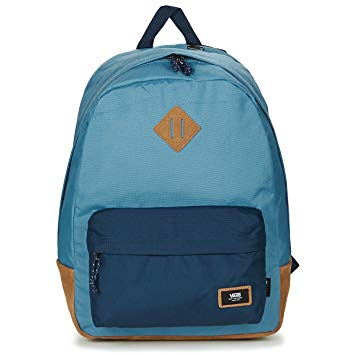 Vans Backpack Old Skool Plus Copen Blue - Blauw