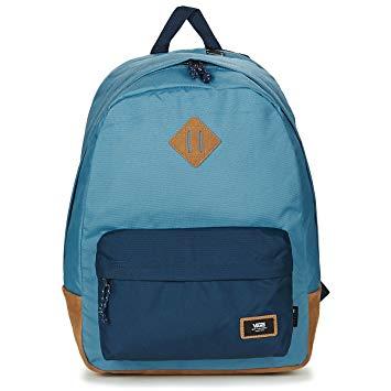 Vans Backpack Old Skool Plus Copen Blue - Blauw
