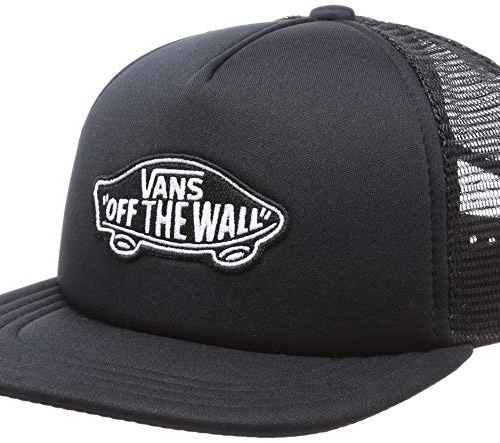 Vans Logo Trucker Black Kids