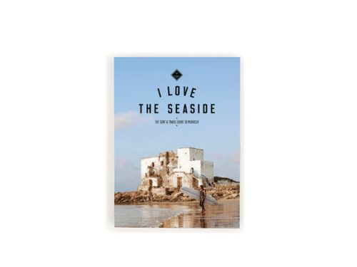 I love the seaside surf and travel guide morocco reisgids