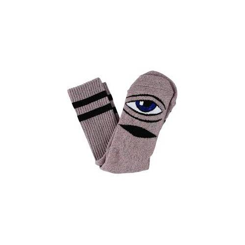 Heather Sect Eye Sock Heather Pink