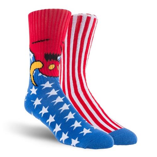 American Monster Sock