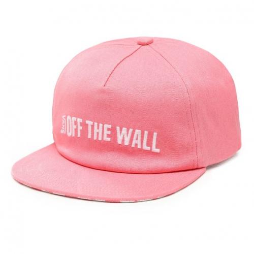 Vans Central Hat Strawberry Pink