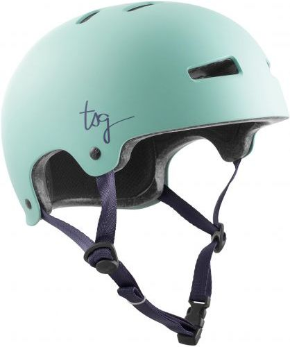TSG Evolution Solid Colors Satin Mint