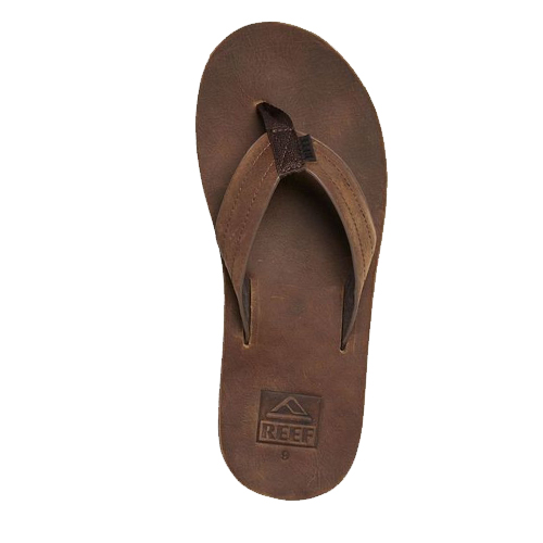 Reef Slippers Voyage Le Dark Brown