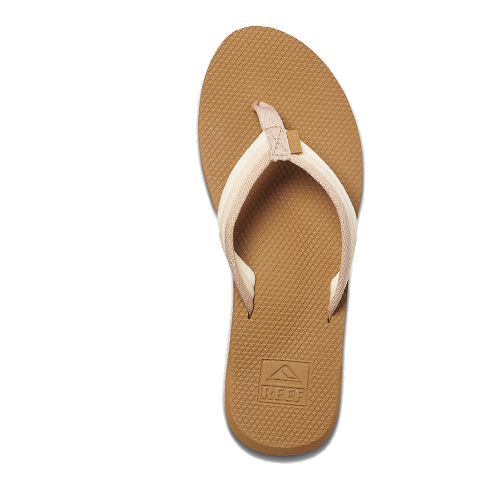 Reef Slippers Voyage Lite Beach Natural