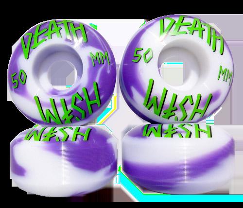 Death Wish Swirl 50mm 99A