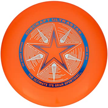 Discraft Ultrastar 175g Orange